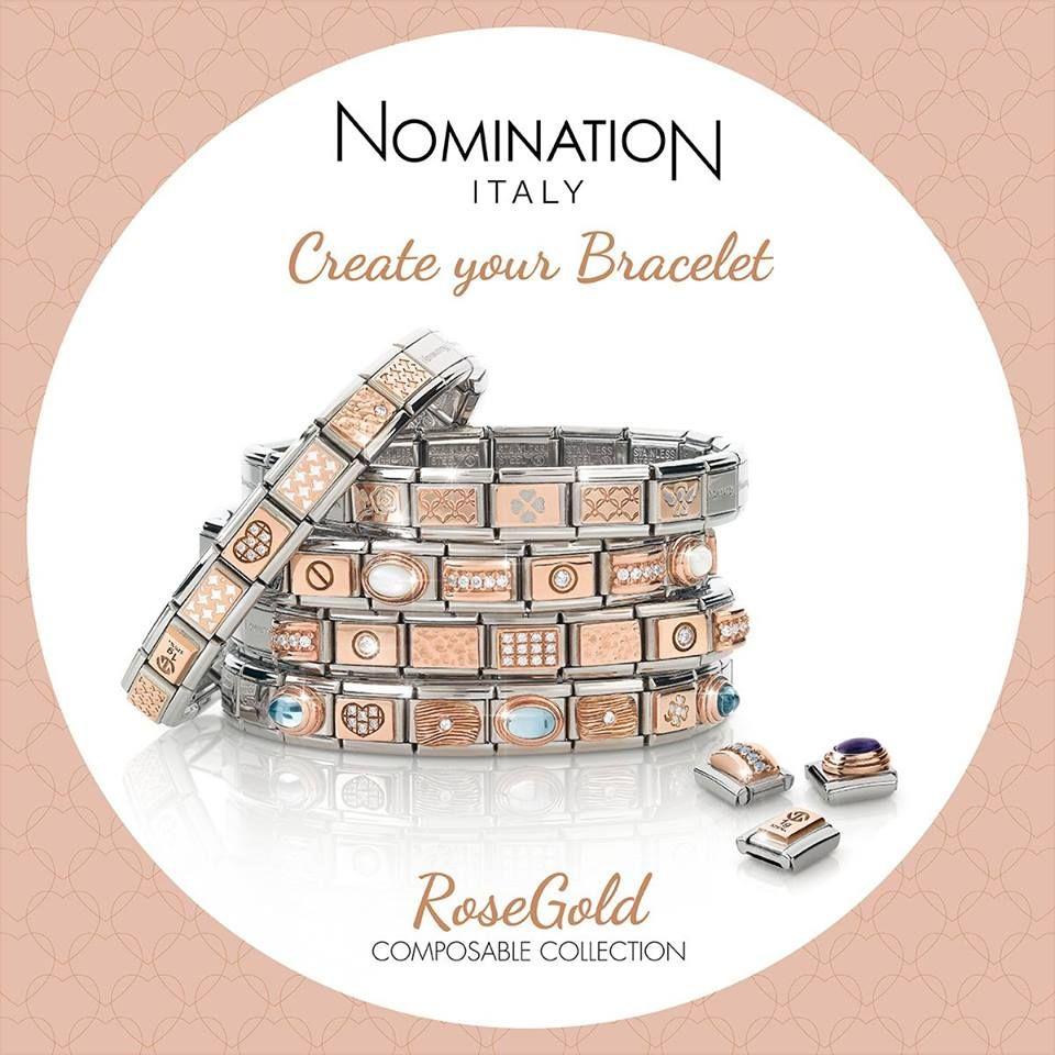 Nomination Bracelet Charms: Christophers Jewellers Tamworth
