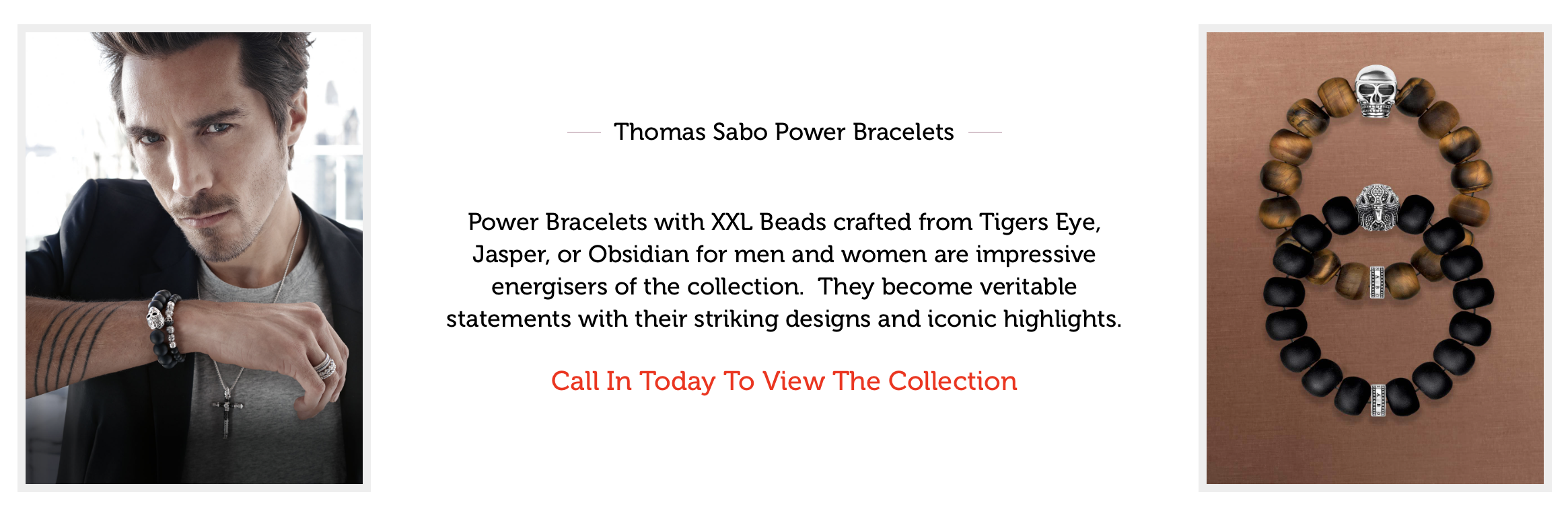 SThomas Sabo Power Beads Christopher's Jewellers Tamworth